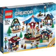 LEGO 10235 Winter dorpsmarkt