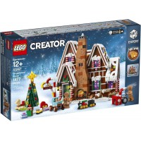 LEGO 10267 Peperkoekhuisje