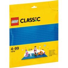 LEGO 10714 Blauwe bouwplaat