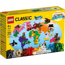 LEGO 11015 Rond de Wereld