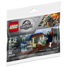 LEGO 30382 Baby Velociraptor Playpen (Polybag)