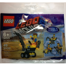 LEGO 30529 Mini Master-Building Emmet polybag the Movie 2