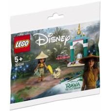 LEGO 30558 Raya and the Ongi's (Polybag) / Raya en de Ongi`s avontuur door het woeste land
