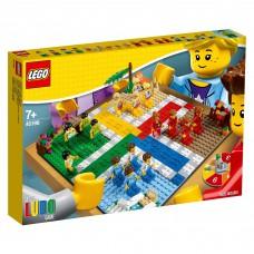 LEGO 40198 mens-erger-je-niet LUDO