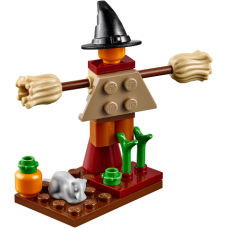 LEGO 40285 Monthly Mini Model Build Set - 2018 10 October, Scarecrow polybag
