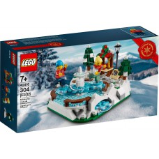 LEGO 40416 Limited Edition IJsbaan