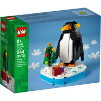 LEGO 40498 Kerstpinguïn