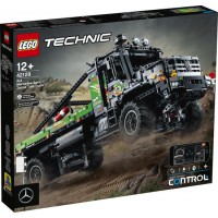 LEGO 42129 4X4 Mercedes Benz Zetros Trial Truck
