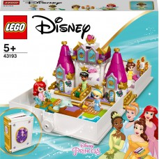 LEGO 43193 Disney Verhalenboek avonturen prinsessen