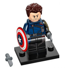 LEGO 71031-4 colmar-colmar 4  Winter Soldier Complete Set