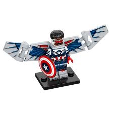 LEGO 71031-5 colmar-colmar-5 Captain America Complete Set