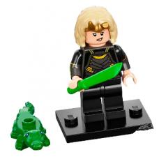 LEGO 71031-7 colmar-colmar  7 Sylvi  Complete Set