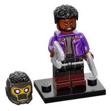 LEGO 71031-11 colmar-colmar-11 T'Challa Star-Lord Complete Set