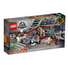 LEGO 75932 Jurassic World Park Velociraptorachtervolging