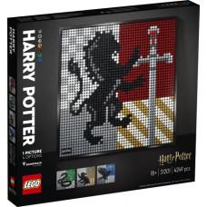 LEGO 31201 Harry Potter™ Hogwarts™ Crests