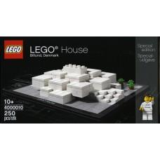 LEGO 4000010 LEGO House Special Edition