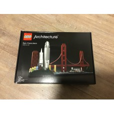 LEGO 21043 San Francisco (Licht beschadigd)