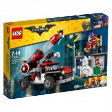 LEGO 70921 Harley Quinn Cannonball Attack
