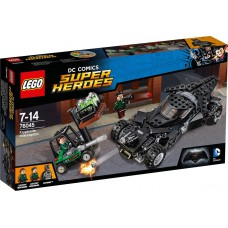 LEGO 76045 Kryptoniet onderschepping