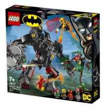 LEGO 76117 Batman™ Mecha vs. Poison Ivy™ Mecha