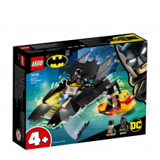 LEGO 76158 Batboot en de Penguin achtervolging