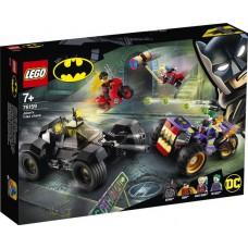 LEGO 76159 Joker's trike achtervolging Average