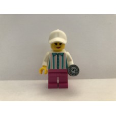 LEGO cty1026 Ice Cream Vendor - Cap