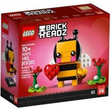 Lego 40270 valentijns Bij Brickheadz Valentine's Bee