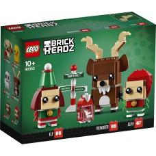 LEGO 40353 Rendier, Elf en Elfie