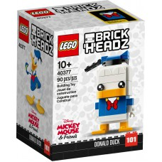 LEGO 40377 Brick Heardz Donald Duck
