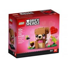 LEGO 40379 Brick Headz Valetijnsbeer