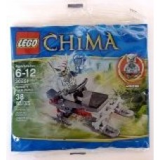 LEGO 30251 Winzar's Pack Patrol Polybag