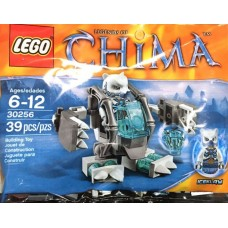 LEGO 30256 Legends of Chima  ICEKLAW MECH BEAR ( polybag )