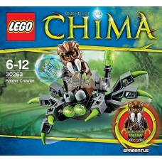 LEGO 30263 Legends of Chima Spider Crawler Polybag