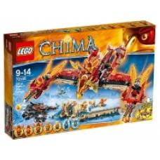 LEGO 70146 Phoenix Vuurtempel