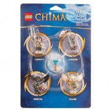 LEGO 850779 Minifiguren Accessoireset CHIMA