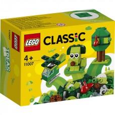 LEGO 11007 Creatieve Groene Stenen
