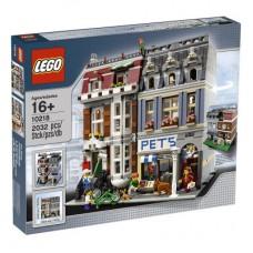 LEGO 10218 Dierenwinkel PETSHOP