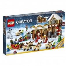 LEGO 10245 Werkplaats van de Kerstman