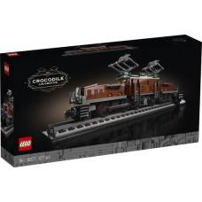 LEGO 10277 Krokodil Locomotief