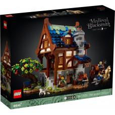 LEGO 21325 Middeleeuwse smid