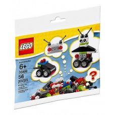 Lego Creator 30499 Robot/Vehicle Free Builds