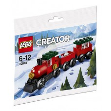 LEGO 30543 Creator Christmas Train / Kersttrein
