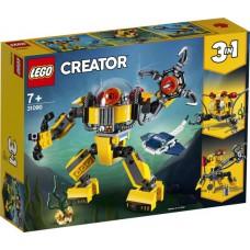 LEGO 31090 Onderwaterrobot