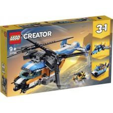 LEGO 31096 Dubbel-Rotor Helikopter