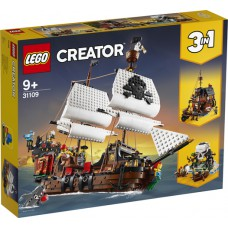 LEGO 31109 Creator Piratenschip