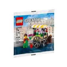 LEGO 40140 Bloemenkar