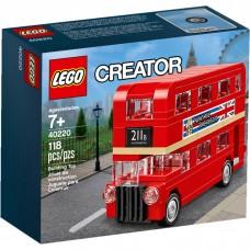 LEGO 40220 Mini London Bus Creator