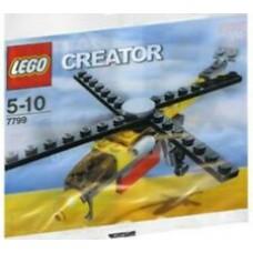 LEGO 7799 Creator Helicopter