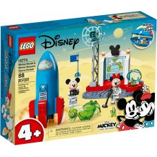 LEGO 10774 Mickey Mouse & Minnie Mouse ruimteraket